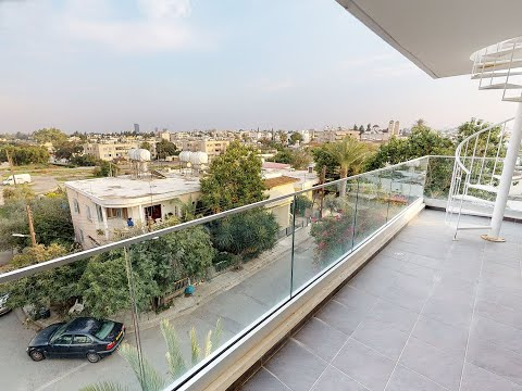 Penthouse For Sale In Agios Dometios, Nicosia - Altamira Real Estate