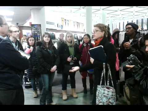 Penn State's United Students Against Sweatshops Confronts Bookstore Management