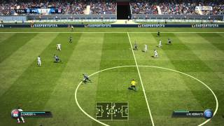 FIFA 16 - PSG vs OL
