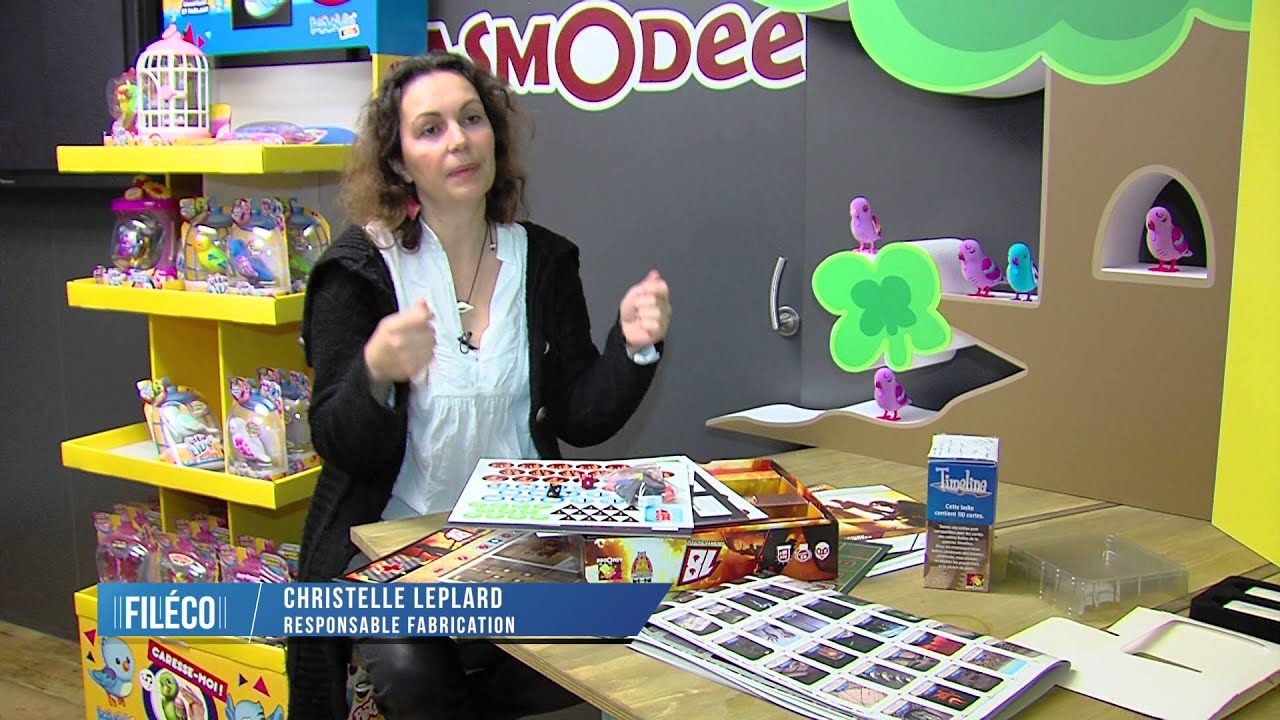 Economie : Asmodée, une success story made in SQY