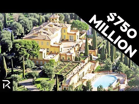 The Most Expensive Private Estate In The World