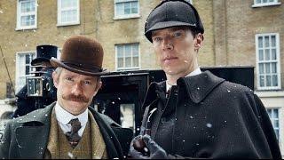 Шерлок (Sherlock) - Рождественский эпизод. (2016) Трейлер (Русская озвучка)