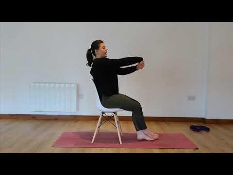 Yoga Osteo Forearm Stretch