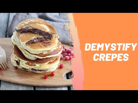 Demystify Crepes