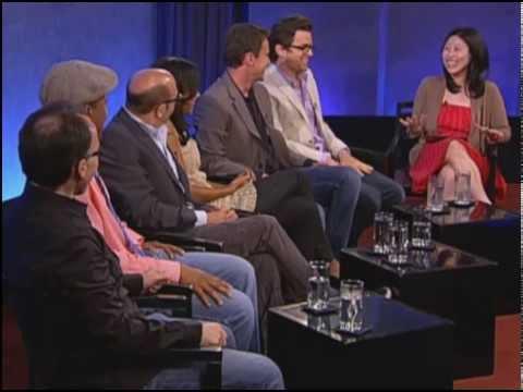 Matt Bomer, Tim DeKay, Sharif Atkins on Cable vs. Network srus sound