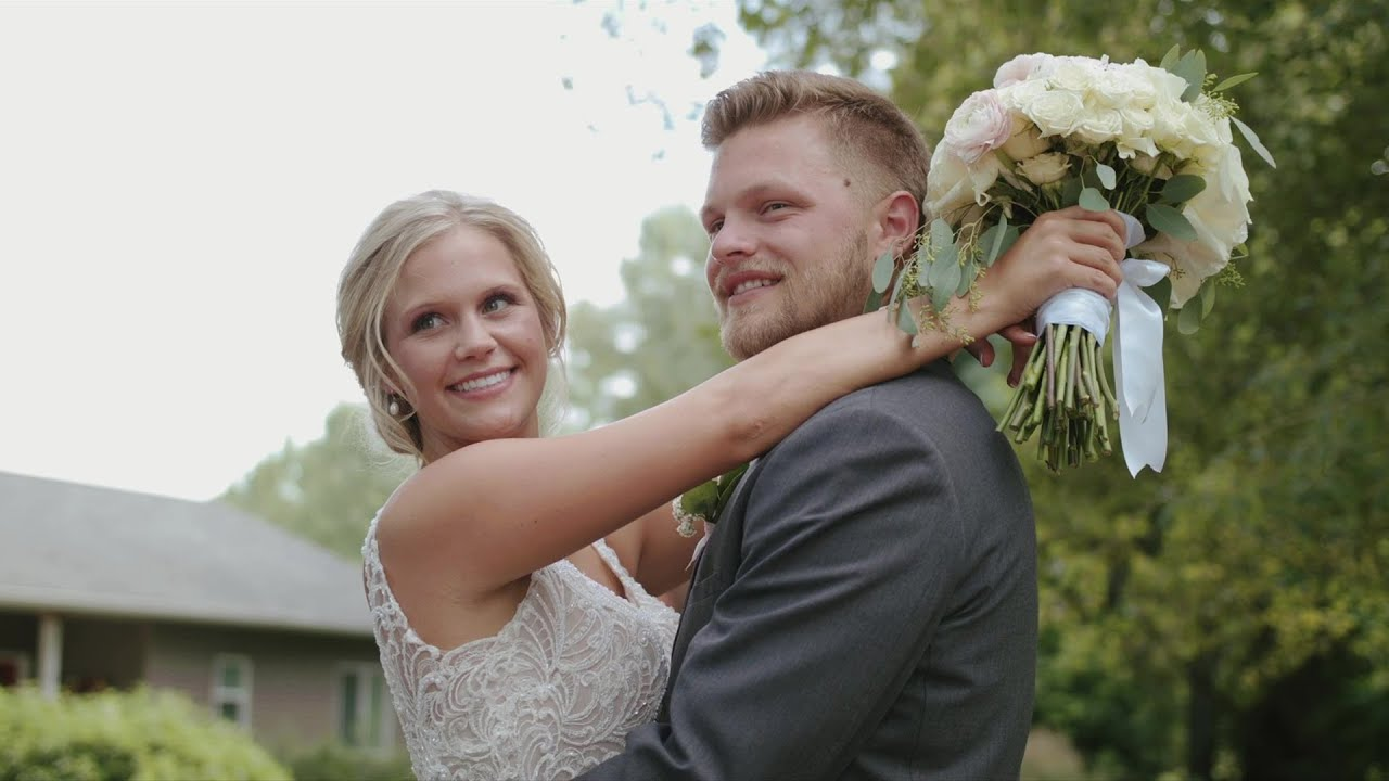 Maddy and Zach Wedding Video