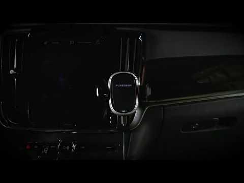 AutoGrip智能感應QI充電車架-美國Puregear普格爾|台灣授權