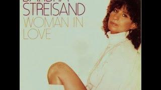 Barbra streisand - woman in love instrumental cover