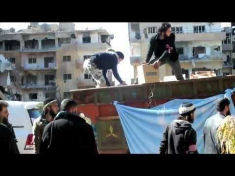 Homs, Syria Evacuation