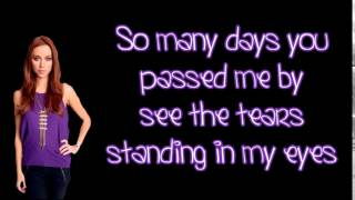 The Saturdays - Please Mr. Postman (Lyrics!)