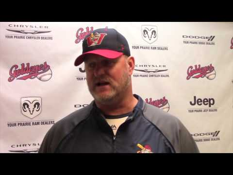 Goldeyes Post-game - August 24