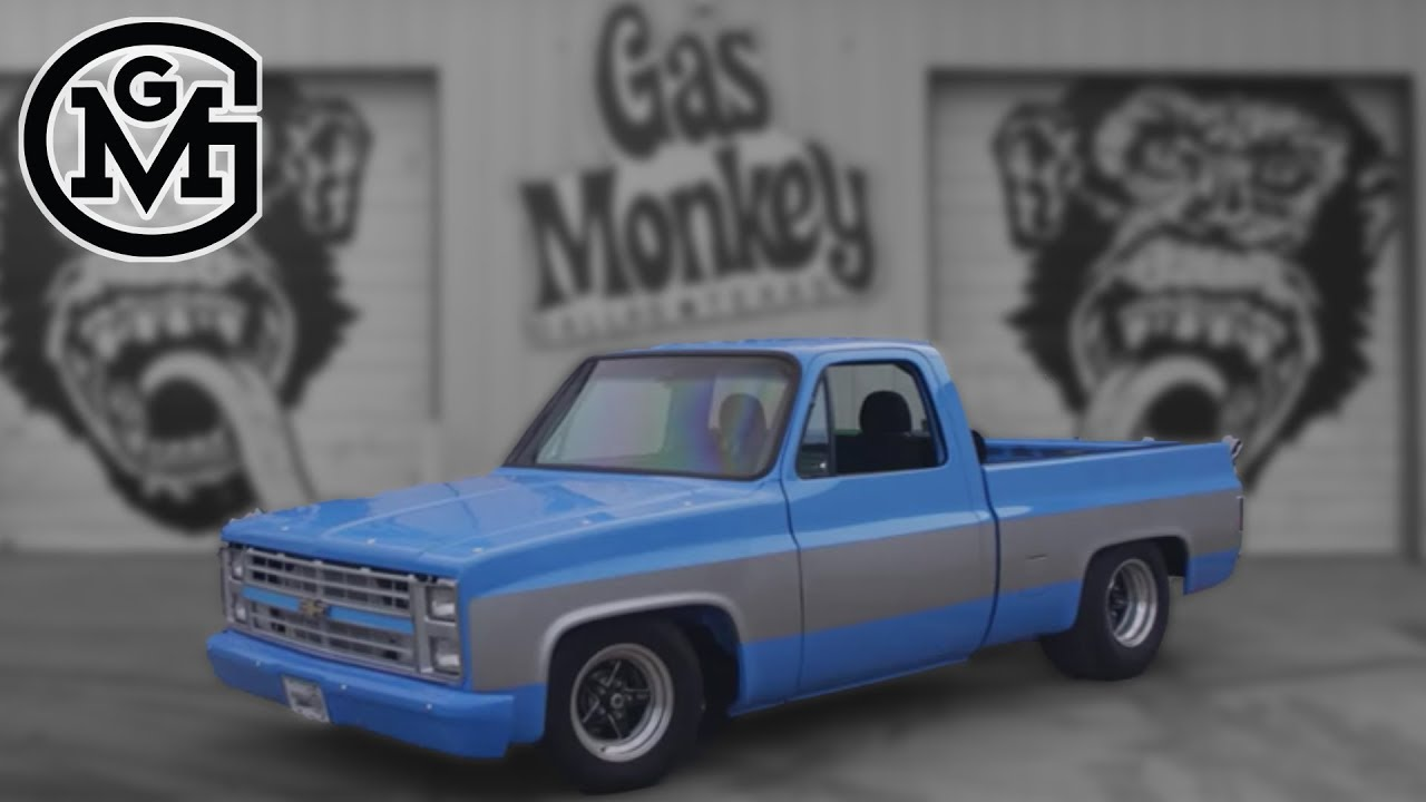 1985 Chevy C10 Race Truck With A Turbo LSX | GM Authority
