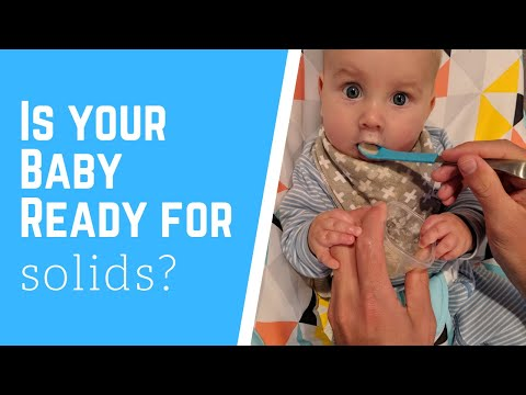 Moving Your Baby to Solids- What You Need to Know | Mama Says