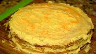 Сливочный крем для торта, самый простой рецепт