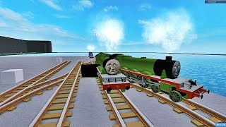 Thomas the Tank Engine Sodor Railway But Modern day Thomas and Friends Roblox 3