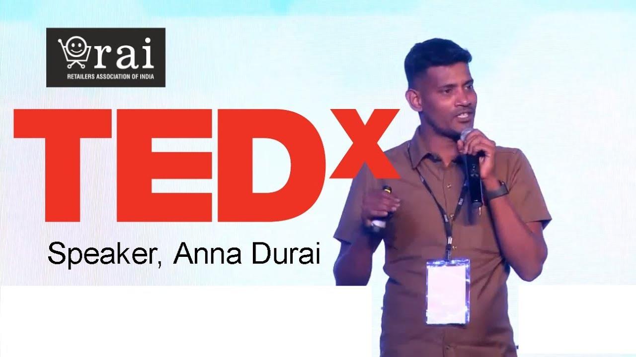 TedX Speaker Annadurai   Auto Rickshaw Driver   MOTIVATIONAL (2019)