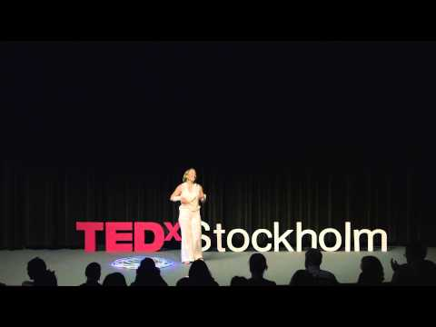 The geometrical art of hula hoop dance | Jelena Mitra | TEDxStockholmWomen