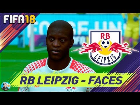 Fifa 18 Red Bull Leipzig Faces Youtube