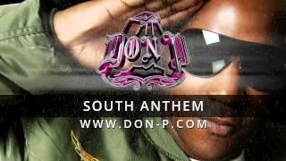 DON P - Southern Anthem instrumental (Rap hip-hop beat, brass, 808, nice melody, dirty south, trap)
