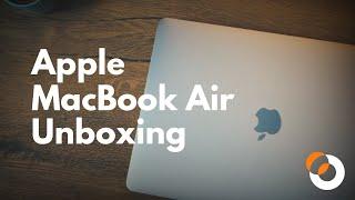 Apple MacBook Air 2020 Unboxing