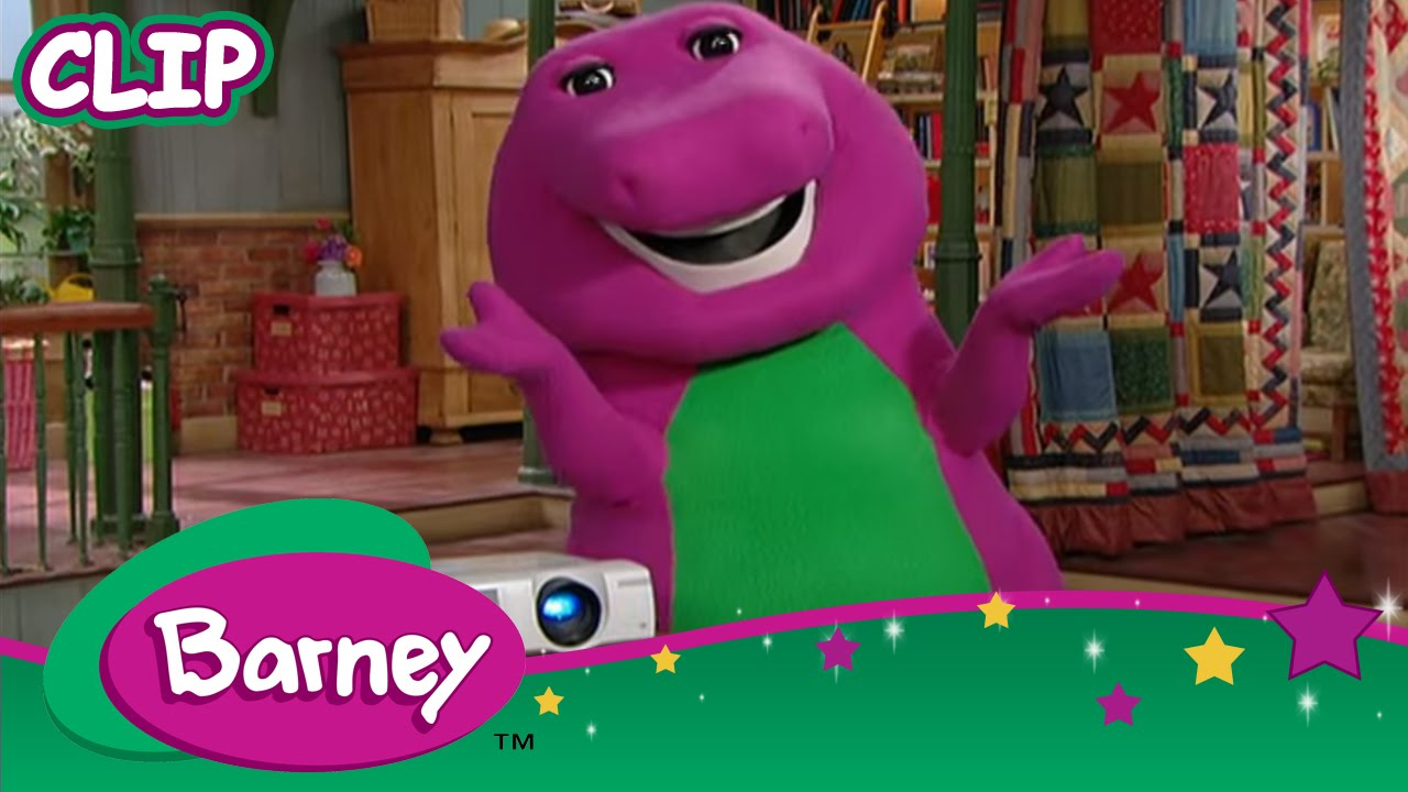 Barney Best Of Barneys Home Movies Youtube