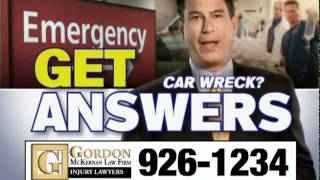 Baton Rouge Personal Injury I Was Tboned Attorney - Gordon McKernan - Get Gordon!