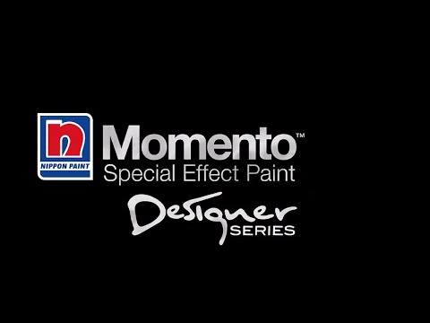 Creating Sophisticated Textures: Nippon Momento Special Effect Paint
