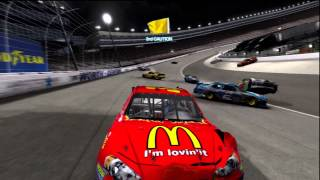Texas Race 7 Gameplay Career Mode Nascar The Game Inside Line