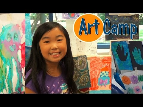 Summer Art Camp Documentary