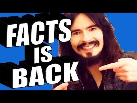 FACTS CHANNEL IS BACK!! - 'LeatherJacketGuy'