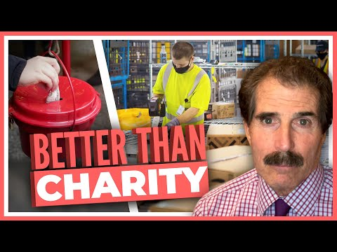 Better Than Charity