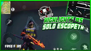 HIGHLIGHTS #5 |PVP| CLAN RE4LG4LIFE & CANTERA \ SOLO ESCOPETA \ FREE FIRE