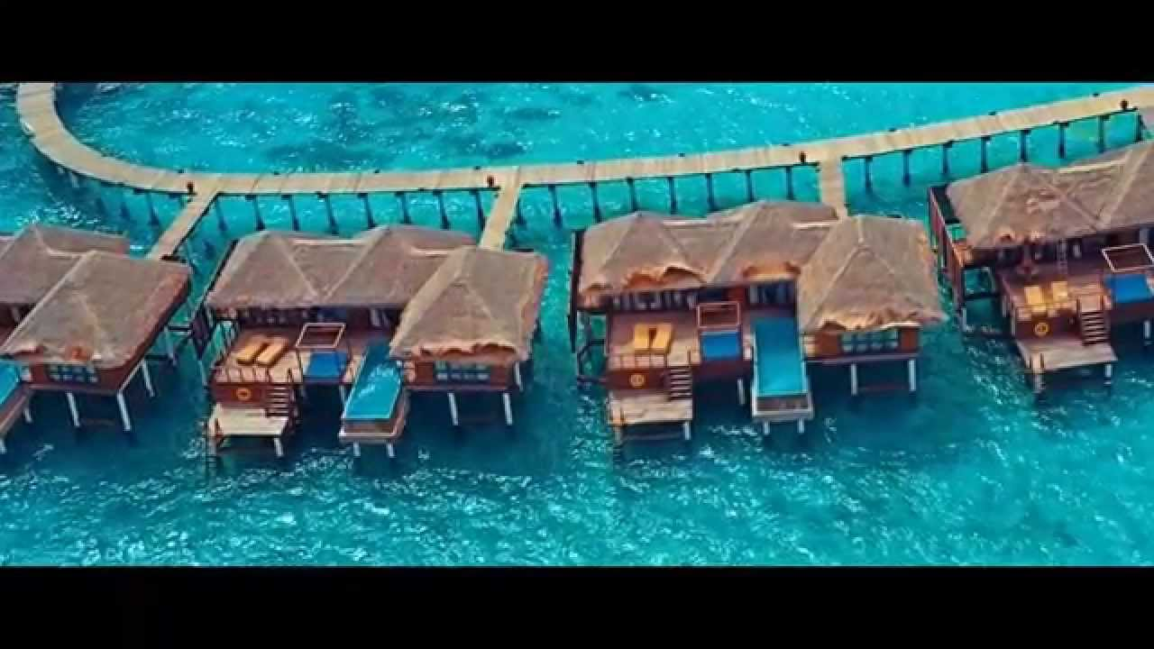 Coco Palm Bodu Hithi Maldiverne Luxury Resort Hotel Youtube