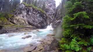 Yoho National Park - Twin Falls Hike