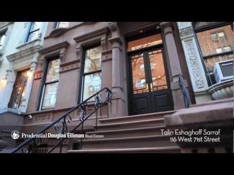116 West 71st Street: LEED Certified Townhouse