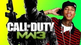 Tyga - Rack City (Music Video Parody) Call of Duty_ Modern Warfare 3