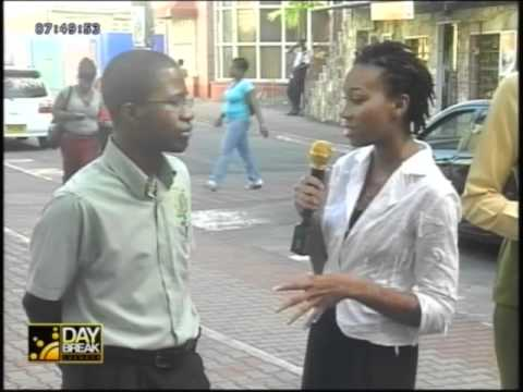 2012  Digicel Media Awards winners on DayBreak Grenada