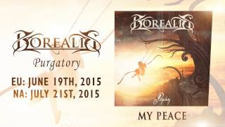 BOREALIS - My Peace (2015) / official audio / AFM Records