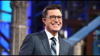 Stephen Colbert Tackles Trump's Response to Matt Lauer