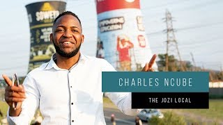 "Meet South Africa with Charles Ncube, the ""Jozi Local"""