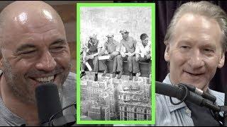 People Used to be Rougher w/Bill Maher | Joe Rogan