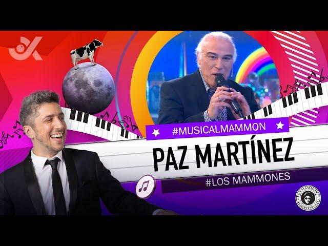 #ShowMusical de EXCELENCIA con Paz Martínez y Jey - #LosMammones