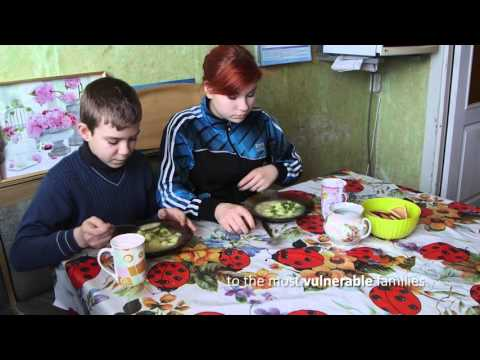 Winter on the Frontline, WFP/EU Ukraine