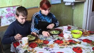 Winter on the Frontline, WFP/EU Ukraine