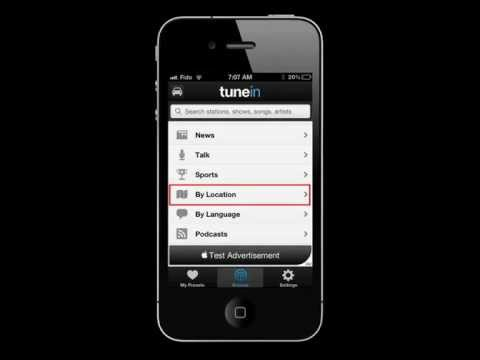 How to Listen to ALL RADIO STATIONS on iPhone