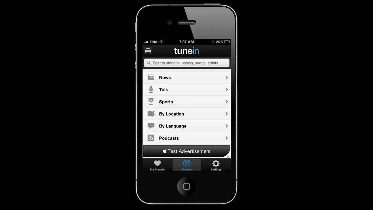 listen to radio on iphone how to listen to all radio stations on iphone 17784