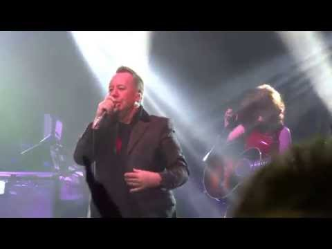 Simple Minds @ Volkshaus 2: NEW GOLD DREAM Live in Zurich 2015 HD