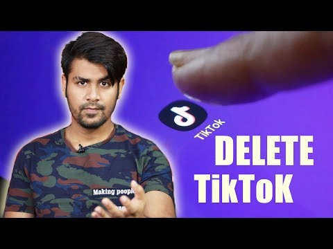 Delete TikTok ? USE CHINESE PHONES?