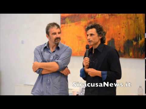 Siracusa, Enrico Lo Verso e Anita Kravos sull'Ortigia Film Festival