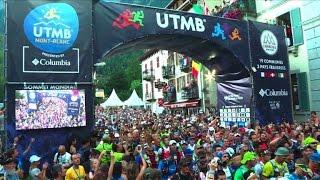 Ultra-Trail: 2.300 coureurs pour 170 km autour du Mont-Blanc